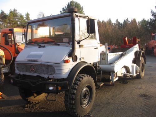 Unimog 411 Gebraucht >> Unimog U417 Ruthmann