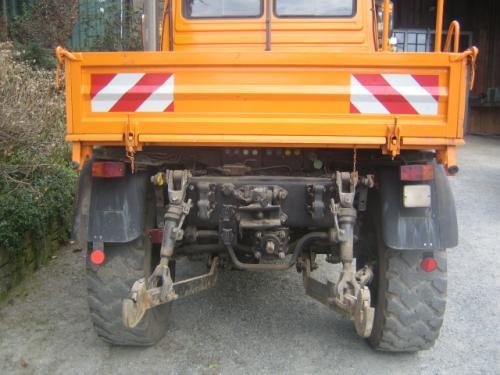 Unimog U1600 177 kW