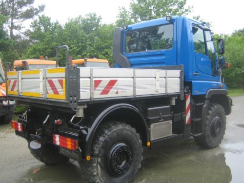Unimog U400  EURO5