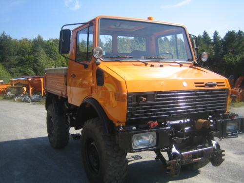 Unimog U1200