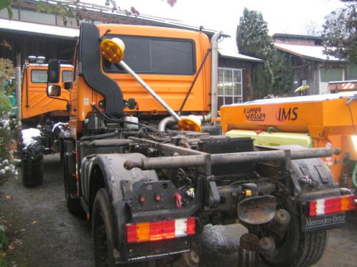 Unimog U400 EURO4 6-Zylinder