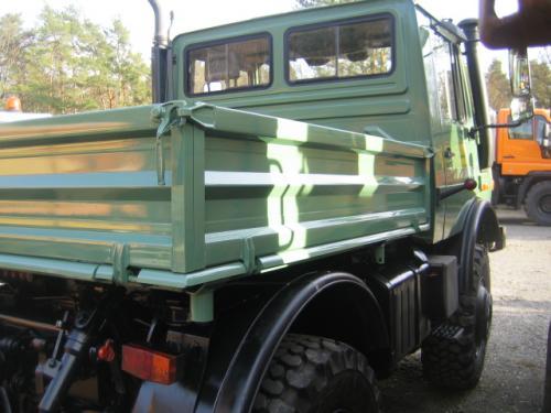 Unimog U1600